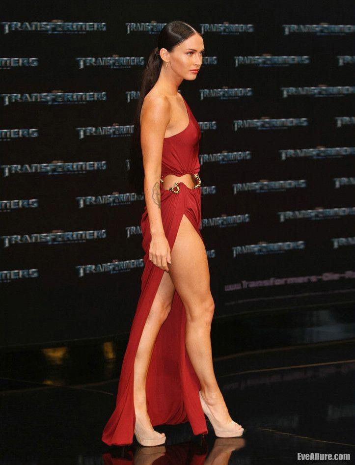 Megan Fox Red Carpet Evening Dresses Sale