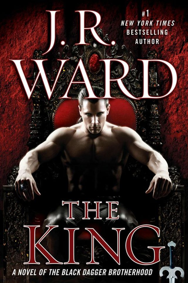 The King by JR Ward I can't wait for this book.