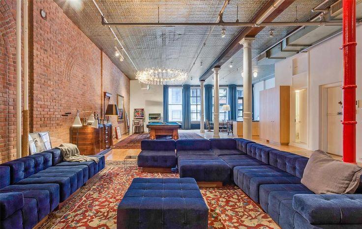 Adam Levine e Behati Prinsloo encontram comprador para loft em NY | Notas | Glamurama