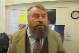 Marketing attended the filming of the Carlsberg 'fan academy' ad at Mill Hill School in London, to interview the stars Brian Blessed, Linford Christie and Carlsberg brand controller Darren Morris.