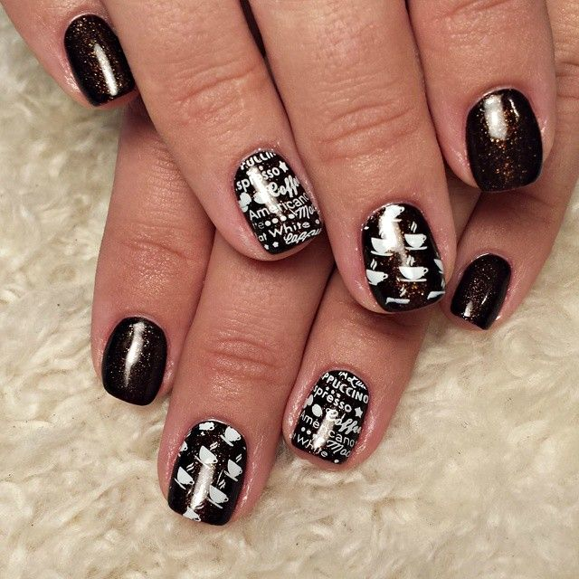 Best Nail Art Stamping Polish Splendid Wedding Company