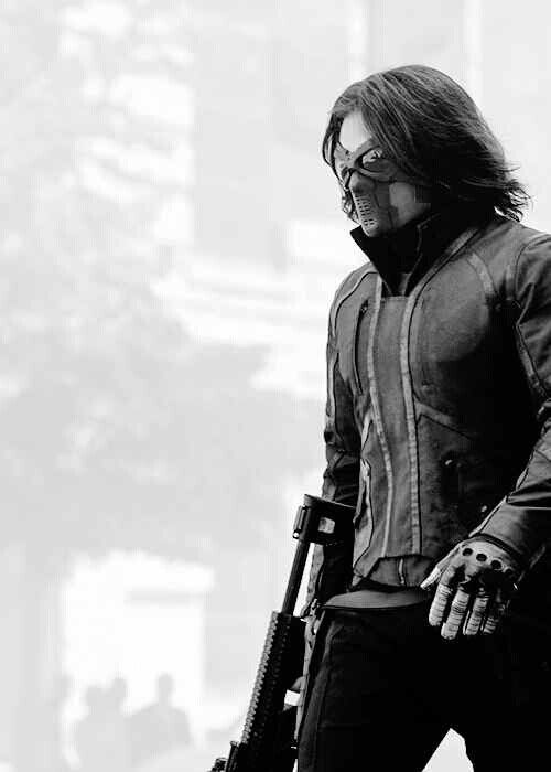 bucky barnes winter soldier wallpaper - photo #32