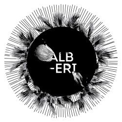 ALBERI, artwork for Floating Forest Rec. experimental music label.  #experimental music #electronic #andreabuzzi