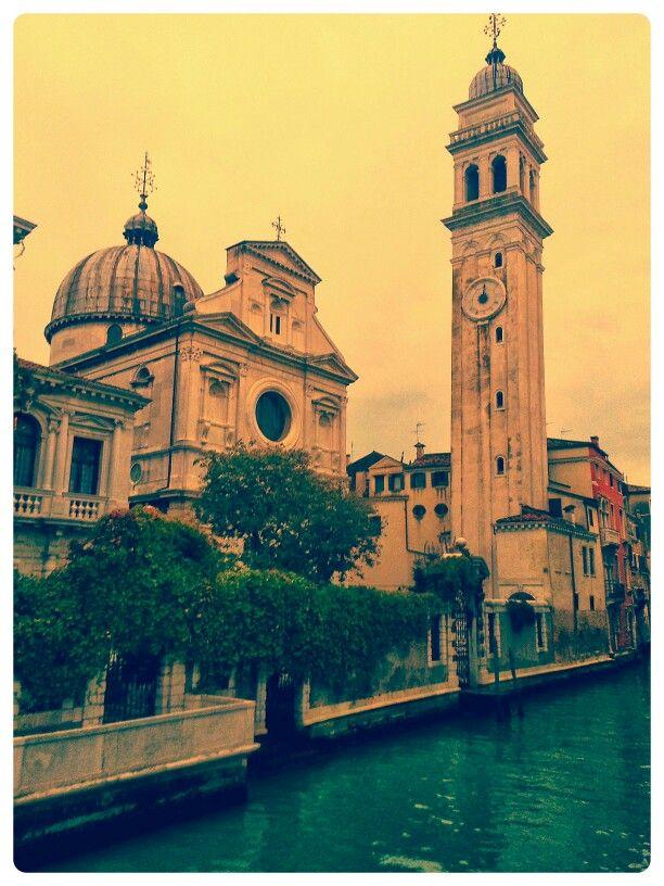 Venice Italy - Greek Orthodox Church
