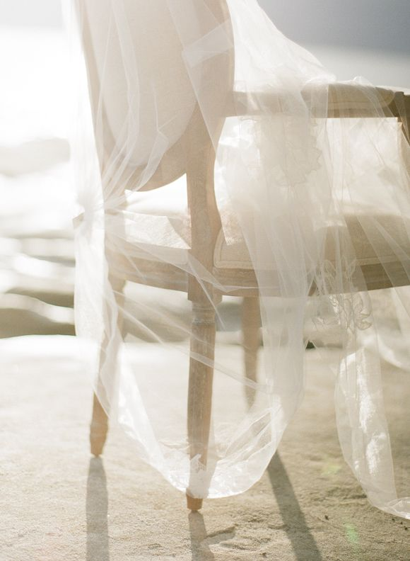 Ethereal | Seaside Wedding Inspiration Details via Wedding Sparrow Blog http://weddingsparrow.co.uk/2014/07/09/found-in-the-sea-beach-wedding-inspiration/