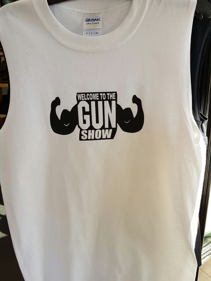 Welcome to the Gun Show. Gym Singlets.