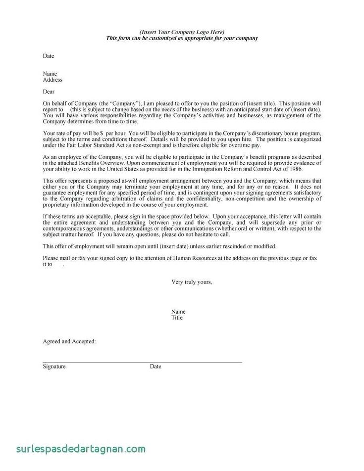 43+ Real estate offer letter examples inspirations