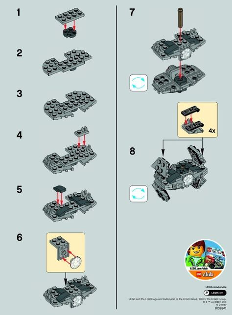 267 Best Lego Images On Pinterest Lego Ideas Toys And Cool Things