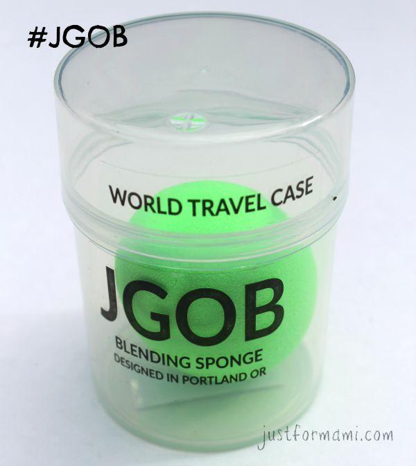 Esponja de maquillaje Neon Green by JGOB   #Sorteo #esponja #maquillaje