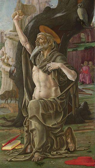 Cosmè tura, san girolamo penitente - Rinascimento ferrarese - Wikipedia