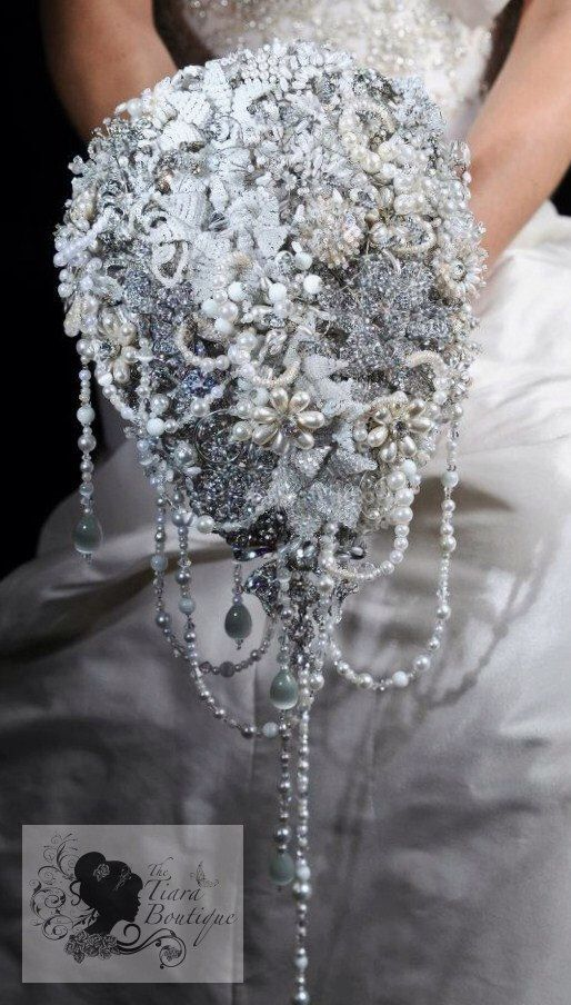 wedding bouquets with bling best 25 bling bouquet ideas on bridal 8537