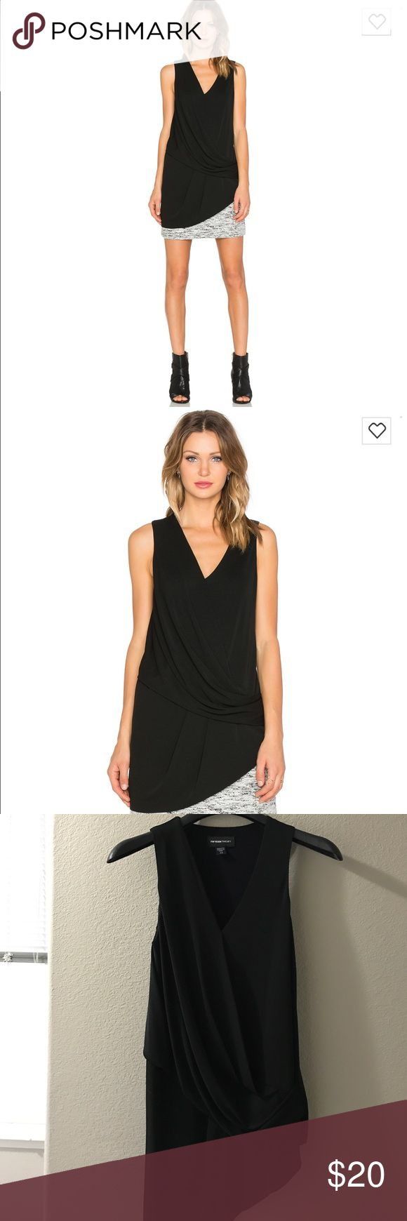 Fifteen twenty draped shirt NWOT!!! I purchased it at topshop online but never got a chance to wear it. Very soft and elegant. Can pair with jean for a work day or legging and heel!! 😍 Topshop Tops