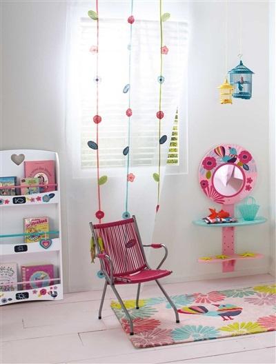 cortinas para niñas ikea