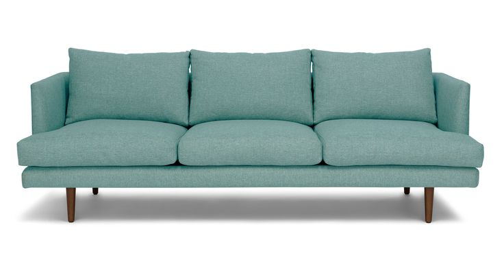 Aqua sofa 3 seater solid wood legs article burrard modern furniture aqua scandinavian furniture and sofa sofa