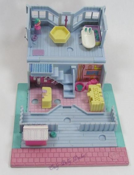 1993 Vintage Polly Pocket Pet Shop Bluebird by OnlyPollyPocket