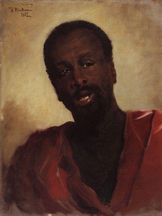 Portrait 19. Константин Егорович Маковский