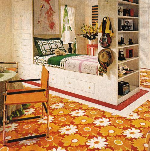 25 best 60s bedroom ideas on pinterest - Bassett bedroom furniture 1970 s ...