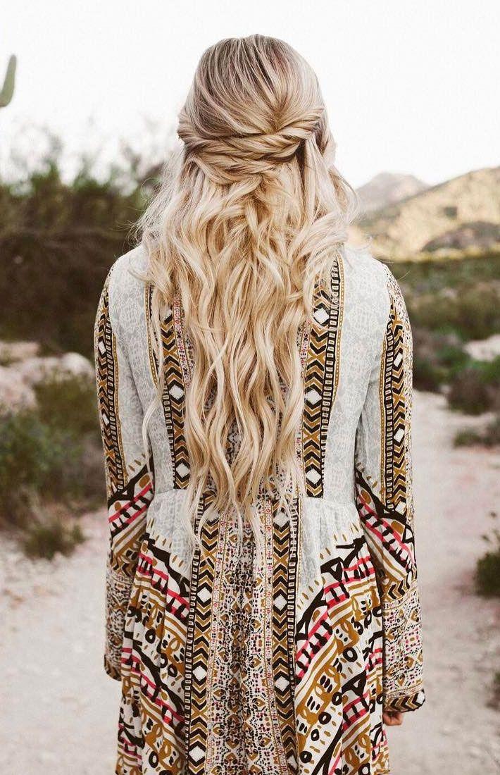 Best 25 Bohemian Decor Ideas On Pinterest: Best 25+ Bohemian Wedding Hairstyles Ideas On Pinterest