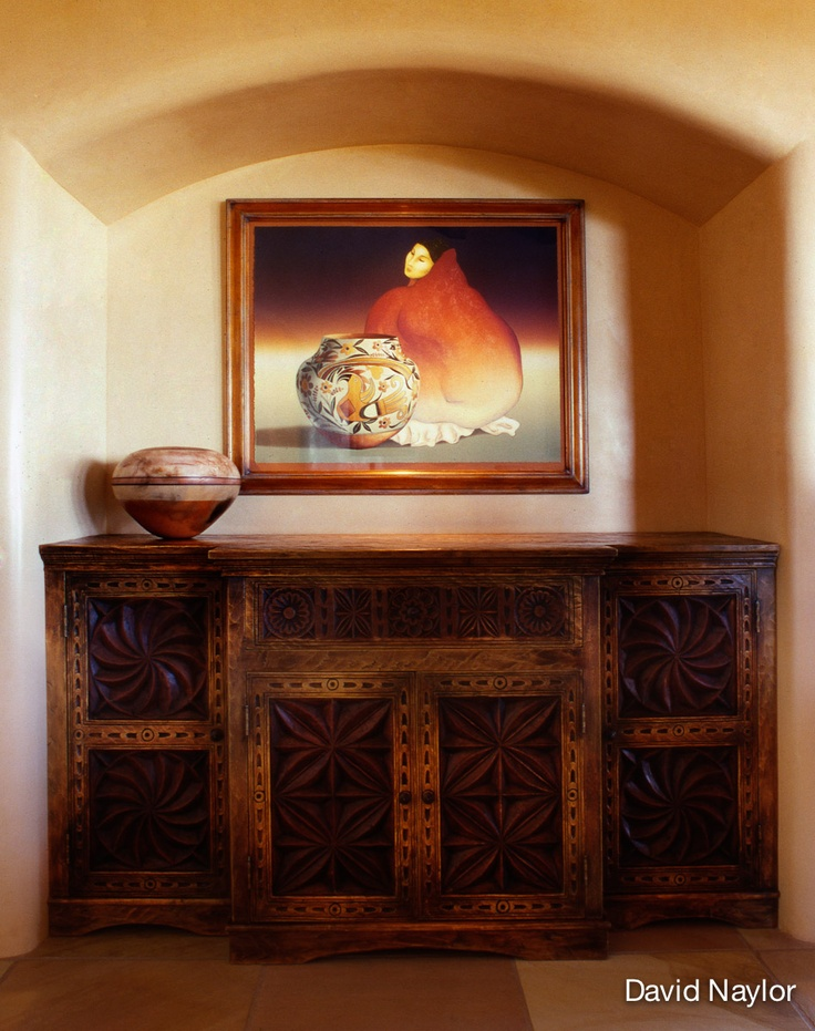 David Naylor Interiors Is Known For Incorporating Custom Designed, Distinct  Wood Carved Furniture, Built In Cabinetry And Architectural Details Created  In ...