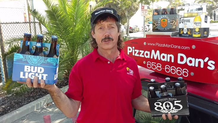 PizzaMan Dan's is the FIRST, and ONLY (to date), Pizzeria in Ventura and Santa Barbara Counties offering our NEW and EXCLUSIVE Delivery Service which brings beer and wine to your door. PizzaMan Dan's has two (2) RULES which must be followed (the legal stuff) to take advantage of our NEW Delivery Service Option and have beer and/or wine delivered to your door. REMEMBER... PizzaMan Dan's NEW and EXCLUSIVE Beer and Wine DELIVERY SERVICE Is Available Via ONLINE ORDERING ONLY At…