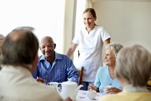 Differences Between Nursing Homes and Assisted Living Facilities: Both Nursing Homes and Assisted Livings Offer Community Dining
