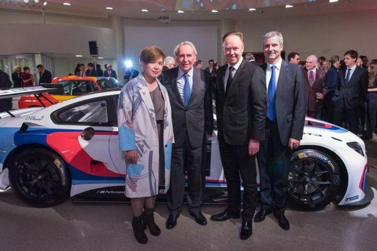 19 ноября в музее Соломона Гуггенхайма в Нью-Йорке были объявлены имена художников, которые внесут свой вклад в коллекцию BMW Art Car.