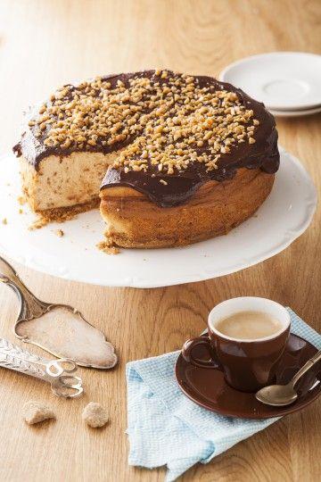 #sernik #snickers #cheesecake #delektujemy #nuts