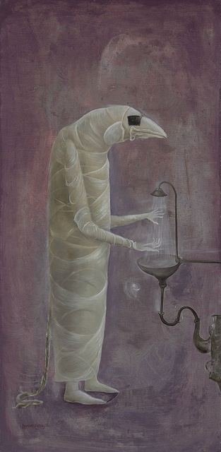 Leonora Carrington - Surgeon