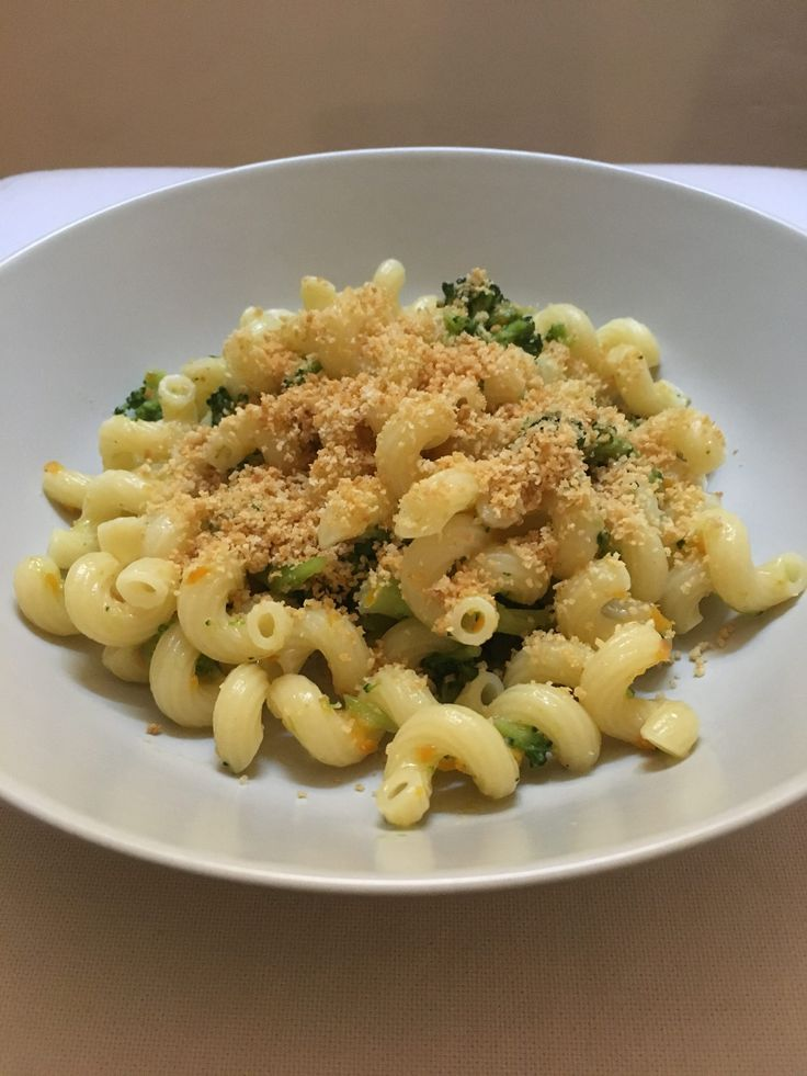 Pasta croccante ai broccoli