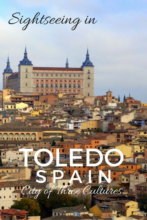 Read on to discover what Toledo has to offer as a city of three cultures. Guide and tips for a one day itinerary to Toledo. Spain with kids.