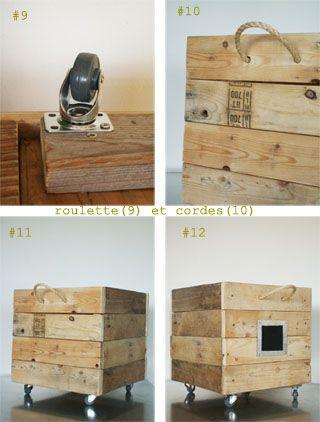 #cajon de madera #orden en casa