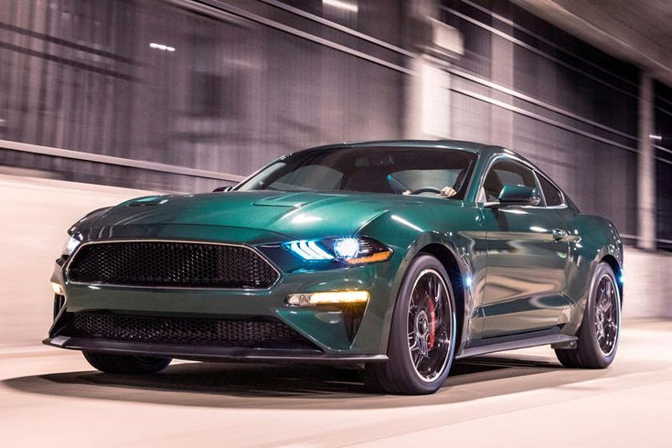 Ford Mustang Bullitt Has One Significant Change For 2020 | CarBuzz - Cars
