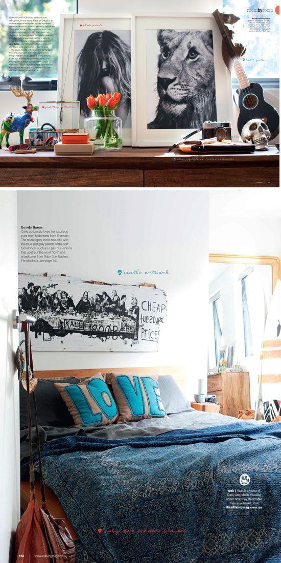 Best 25 funky bedroom ideas on pinterest funky teenage for Funky bedroom designs