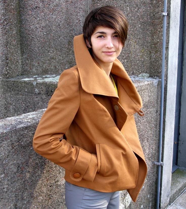 Kabátek ANUK (pro mou tlapičku ;) )