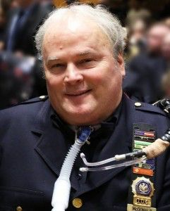 Always remember: Detective Steven McDonald, New York City Police Department, New York