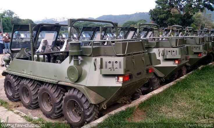 El Norinco CS/VP4 ATV 'Lynx' de la Fuerza Armada Nacional Bolivariana – FAV-Club