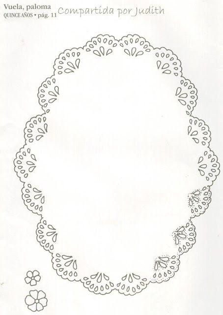 Милые Штучки: Техника пергамано Tarjeteria Espanola