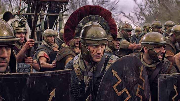 "Sejenak teringat pada sejarah dunia di mana Romawi merupakan bagian yang tak terpisahkan. Sebuah serial TV yang ditayangkan oleh HBO dan BBC berjudul ""ROME"" mungkin dapat menggambarkan sedikit perjalanan sejarah awal kejayaan Romawi tersebut. Adalah Lucius Vorenus (Kevin McKidd) dan Titus Pullo (Ray Stevenson) yang merupakan tokoh utama dalam serial ini. Mereka berdua adalah tentara …"