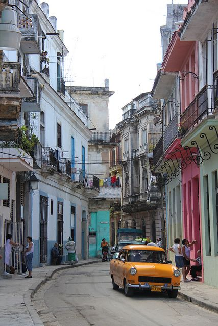 Havana, Cuba   Austin Adventures via Flickr