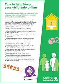 Guides to help you keep your child safe when using the internet, mobile phones or playing online games. As a parent, you'll want to teach your child about all aspects of safety, whether that's about crossing the road or being wary of strangers. You don't need to be an expert to talk to your child about keeping safe online. Our checklists have lots of tips and advice to help you have conversations with your child.