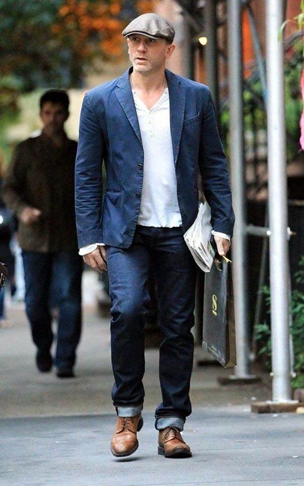 40 Casual-Outfits Für Männer Über 40 – An
