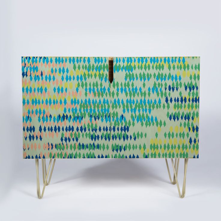 Khristian A Howell Bangalore Cool Credenza | DENY Designs Home Accessories