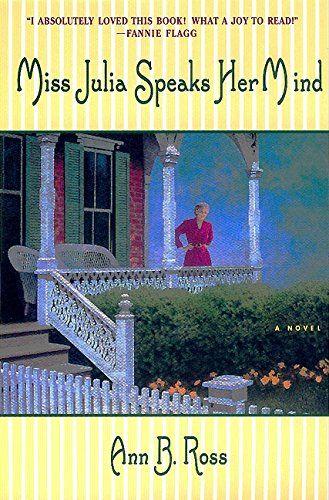 10 best 2015 top 10 gentle reads on audio images on pinterest book miss julia speaks her mind by ross ann b booklist online fandeluxe Choice Image