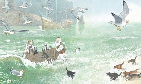 Christmas 2013: best picture books for children – review