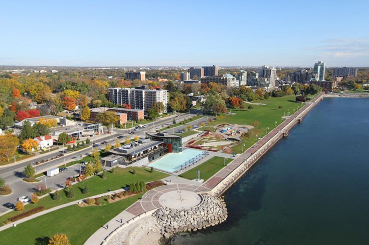 Home - I've always lived in Burlington and it's an amazing city. I'd very much enjoy for my children to have the same life experience as I did.