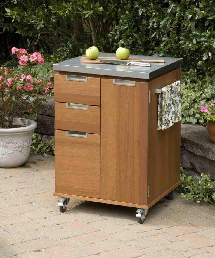 Outdoor Patio Storage Cabinet