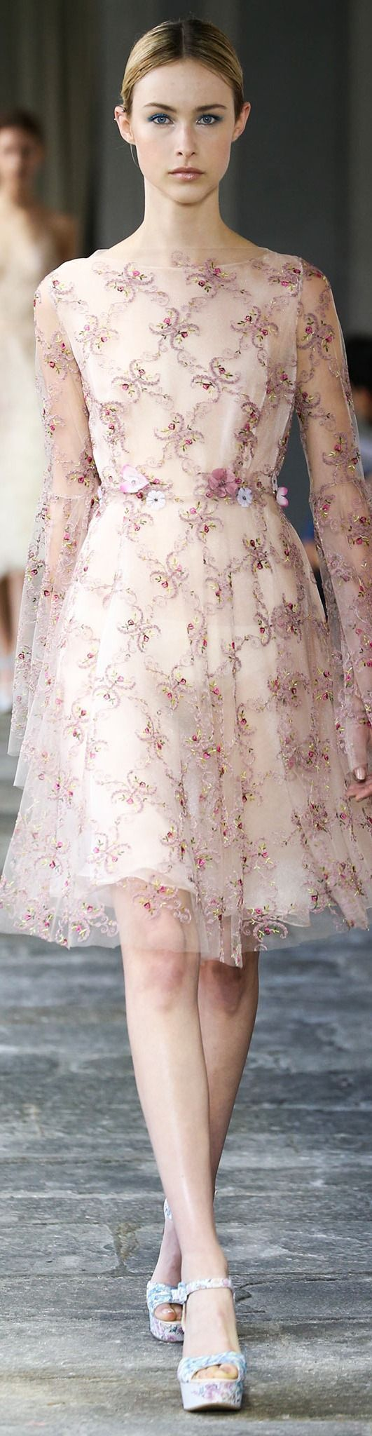 Luisa Beccaria Collection Spring 2015: