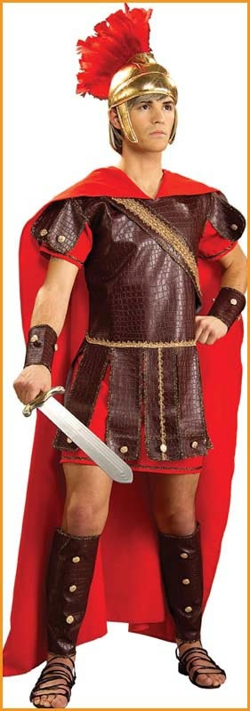 Adult Costumes Roman Centurion Theatrical Costume need this for VBS