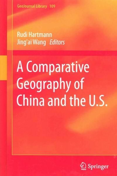 A Comparative Geography of China and the U.S.