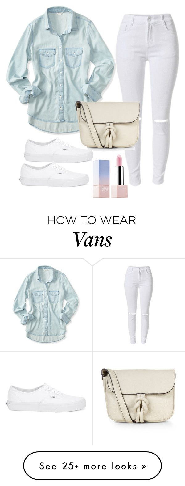 """""""pretty"""" by purplicious on Polyvore featuring Aéropostale, Vans, Monsoon, Sephora Collection, women's clothing, women's fashion, women, female, woman and misses"""